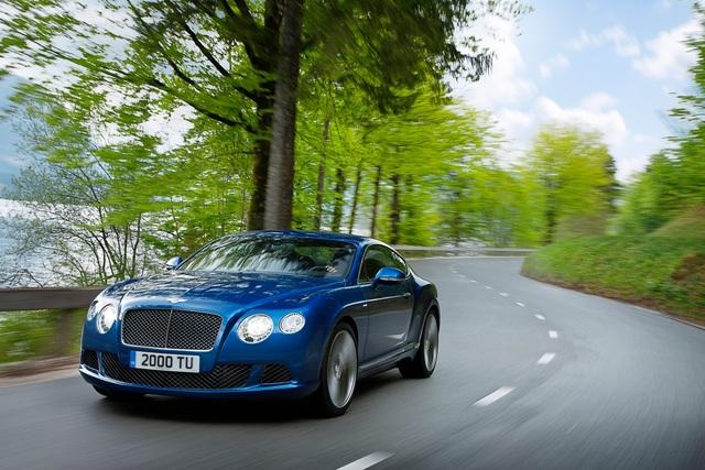 Bentley Continental GT Speed - Miles & More