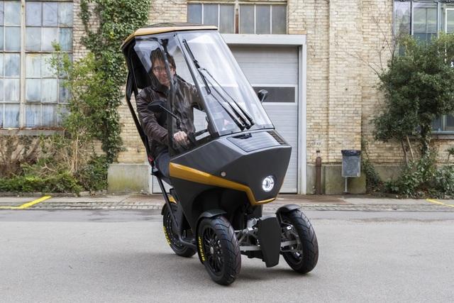Bicar 3.0 - Sharing-Alternative mit drei Rädern