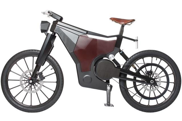 E-Bike Black Trail 2 - Supersportwagen auf zwei Rädern