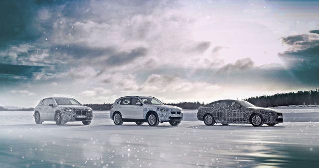 BMW i4, iX3 und iNext - Bayerische E-Offensive startet 2020