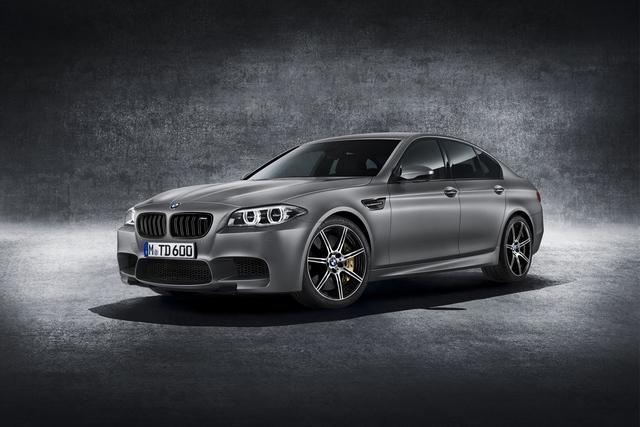 """BMW M5 """"30 Jahre M5"""" - Der stärkste M aller Zeiten"""