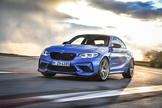BMW M2 CS - Punktueller Leichtbau