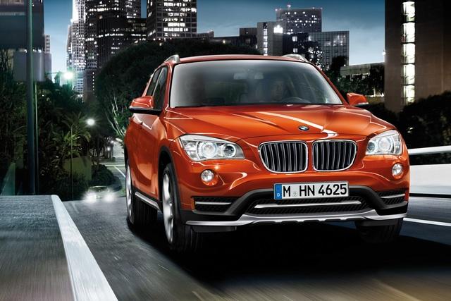 BMW X1 - Leichte Retuschen und mehr Hilfe