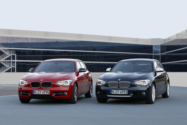 Neuer BMW 1er - Fehdehandschuh der Kompaktklasse