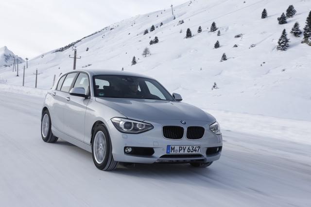 BMW pflegt Modellpalette - Von Euro 6 bis Rennstart-Automatik