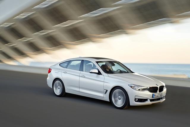 BMW 3er Gran Turismo - Auf großer Fahrt