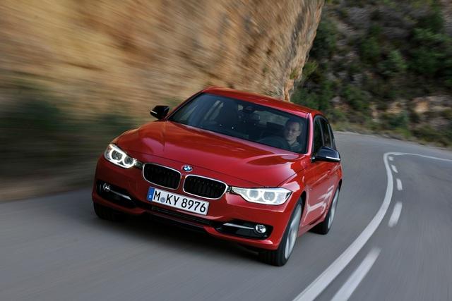 Ausstattungslinien für den BMW 3er - Dreimal Dreier