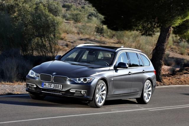 BMW 3er Touring - Sportlicher Lademeister