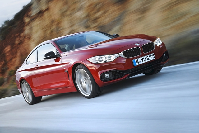 Vorausschauende BMW-Automatik - Gang runter vor der Kurve