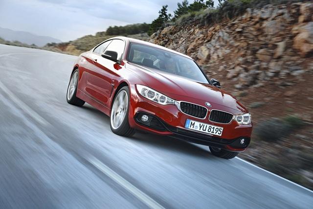 BMW 4er Coupé - Neue Nummer, neue Sportlichkeit (Kurzfassung)