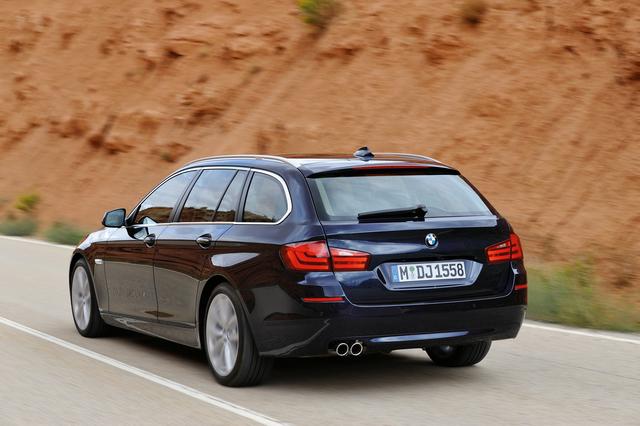 BMW 5er Touring ab 42.600 Euro