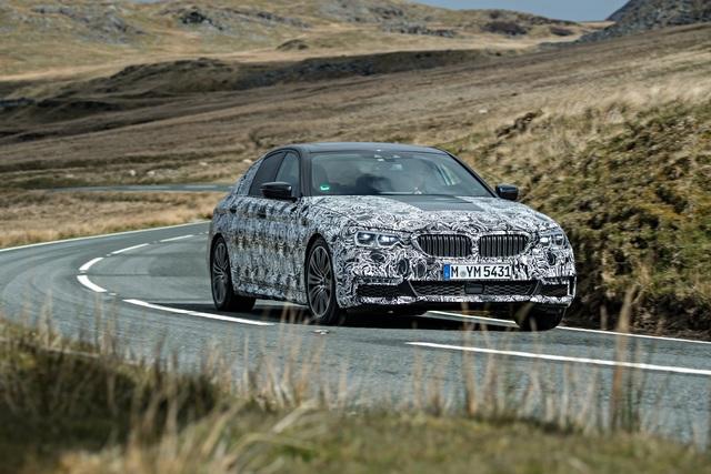 BMW Fünfer - Eilige Chefsache