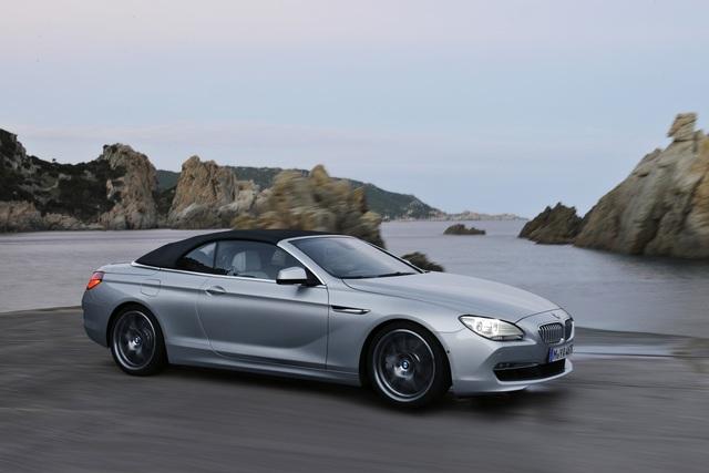 BMW 6er Cabrio (Vorabbericht) - Wann wird es endlich Frühling?