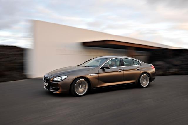 BMW 6er Gran Coupe - Schick verreisen