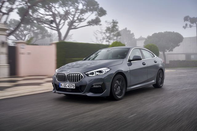 Test: BMW 218i Gran Coupé Steptronic - Der Name täuscht