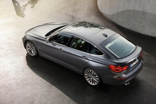 BMW 3er Gran Turismo  - Fein gemacht (Kurzfassung)