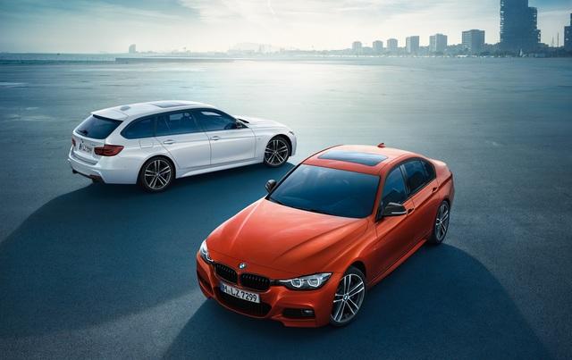 Modellpflege BMW 3er  - Mehr Ausstattung, neue Editionsmodelle