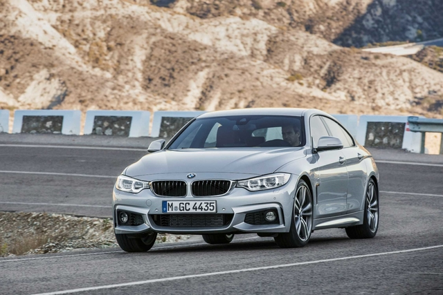 BMW 4er Gran Coupe - Plus zwei