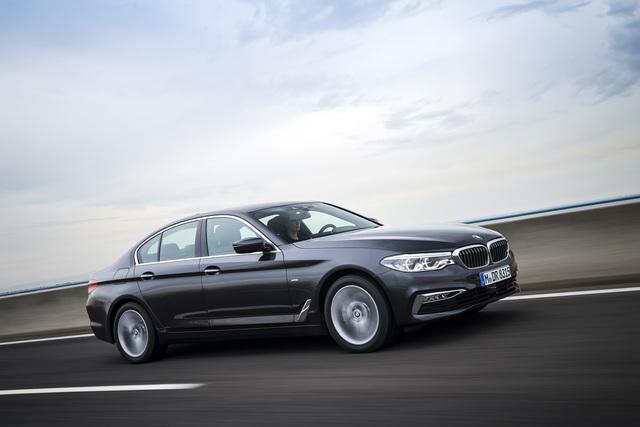 Fahrbericht: BMW 530d xDrive - Präzision mit Geisterhand
