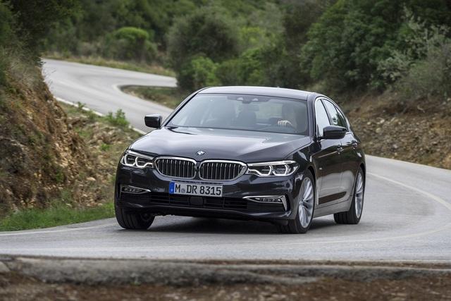 Neuvorstellung BMW 5er - Fahren oder fahren lassen? (Kurzfassung)