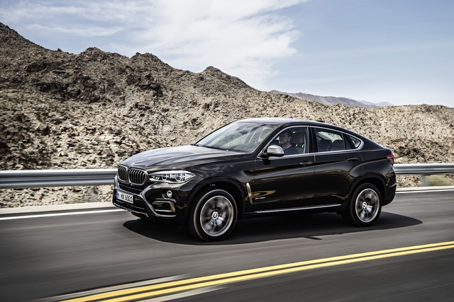 BMW X6 - Er bleibt auffällig