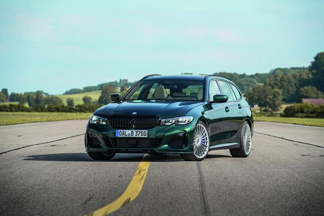 BMW Alpina B3 Touring - Für die flotte Familie