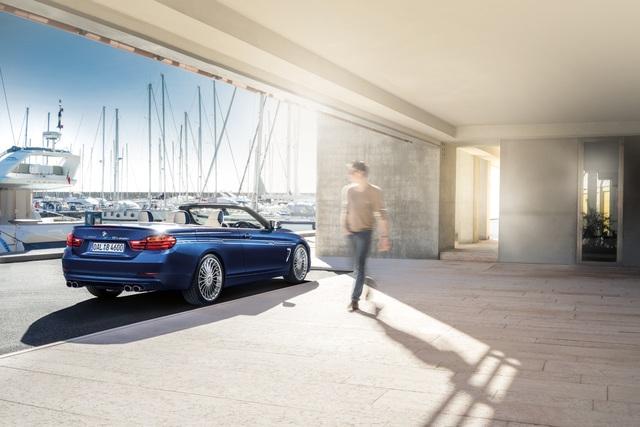 BMW Alpina B4 Cabrio - Mehr Luxus im Freien