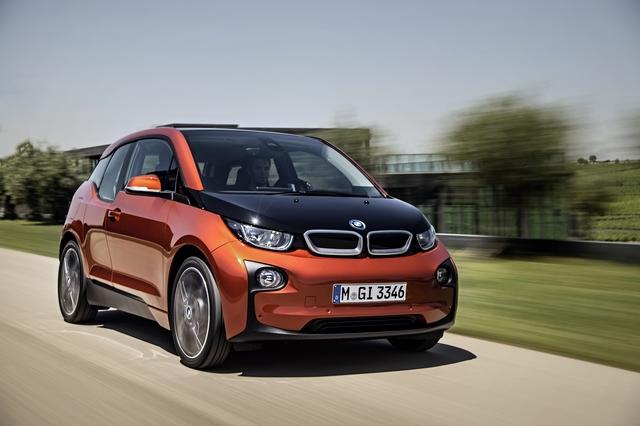 BMW i3 - Das Glaubensbekenntnis