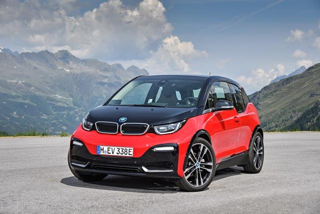 BMW-Pläne - Das elektrische Dutzend