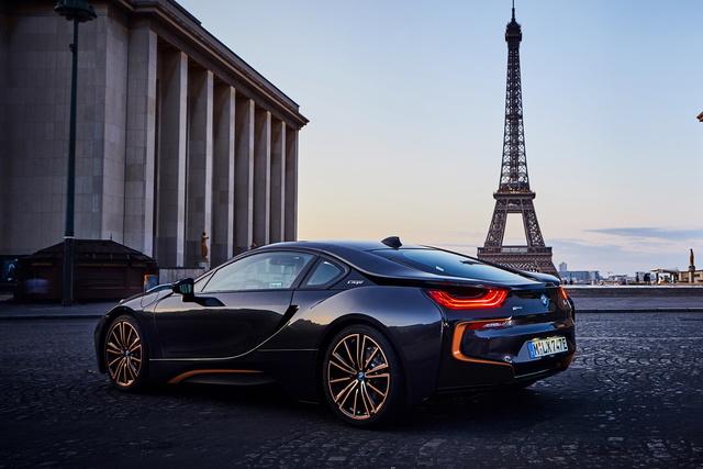 BMW i8 wird eingestellt - Sondermodell zum Schluss