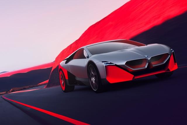 BMW Vision M Next - Die Zukunft des Selbstfahrens