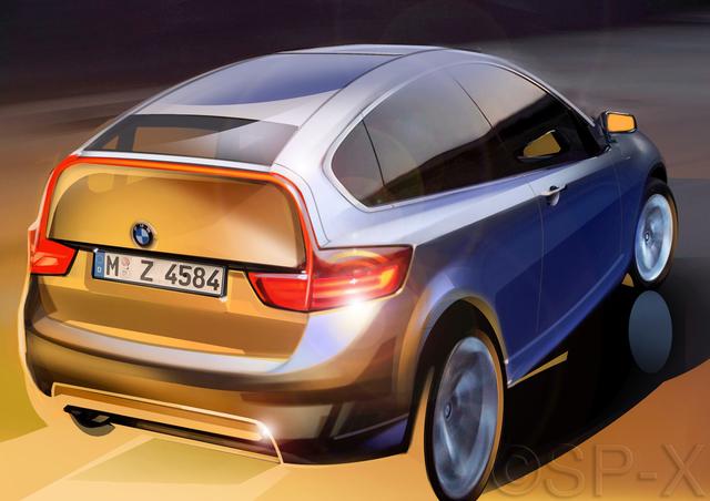 BMW: Mini-Münchner mit Mini-Technik kommt 2013