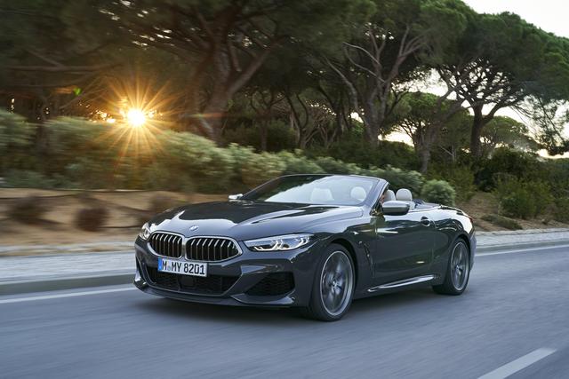 Fahrbericht: BMW 8er Cabriolet - Leichtfüßige Wuchtbrumme