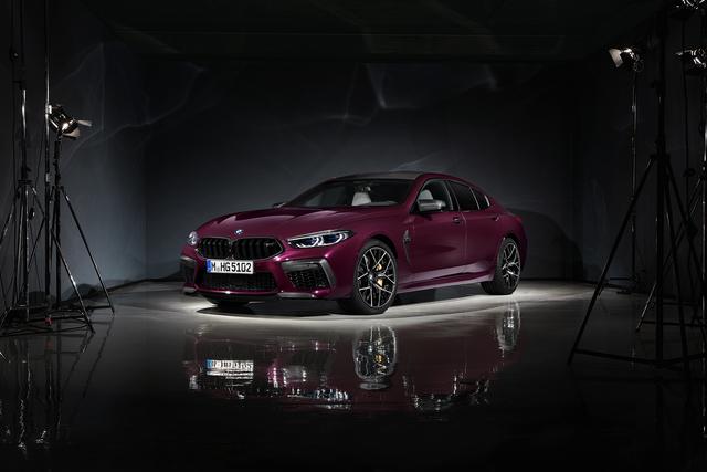 BMW M8 Gran Coupé - Schneller Spaß für fünf