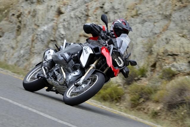 BMW Motorräder - Jede Menge Fahrmodi
