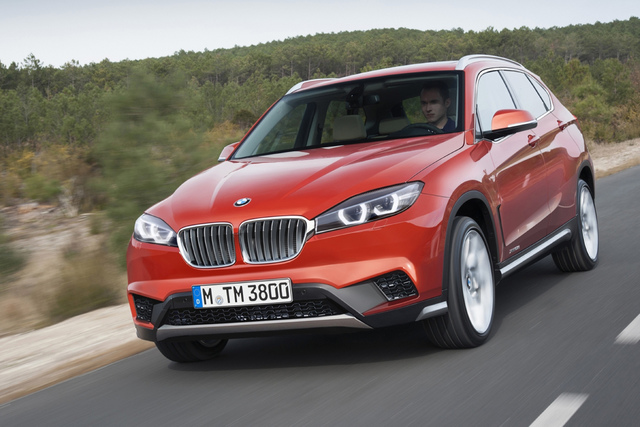 BMW X1 - Nachfolger mit Frontantrieb