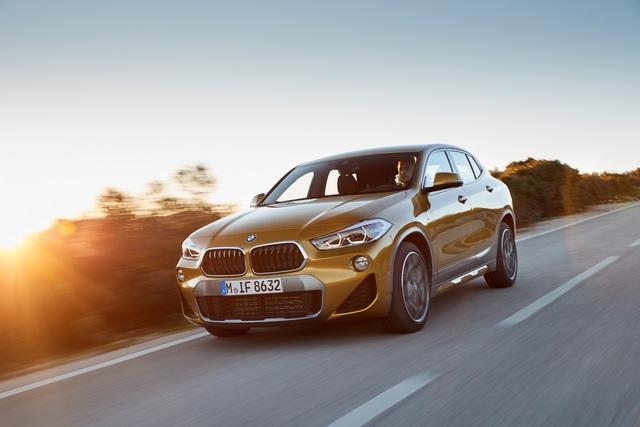 Fahrbericht: BMW X2 - Kurz und gut