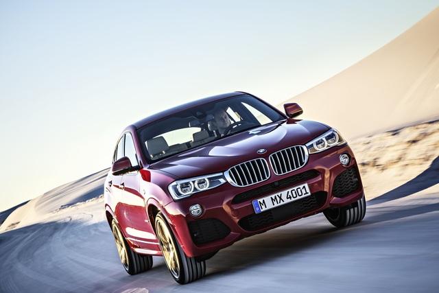 BMW X4 und 4er Grand Coupé gehen an den Start - Nachwuchs bei Familie Vier (Kurzfassung)