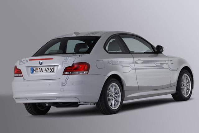 BMW ActiveE - Im Zeichen der Elektromobilität