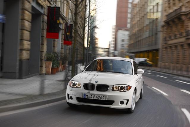 BMW ActiveE - Das Stromern geht weiter