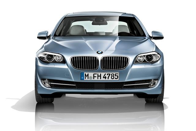 BMW 5er Acitve Hybrid 5 - Nicht kleckern, sondern klotzen