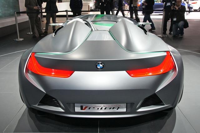 BMW Vision ConnectedDrive - Offene Vernetzung