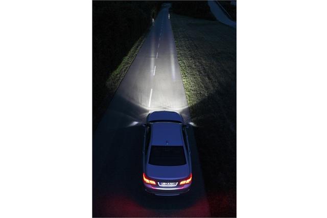 BMW-Lichttechnik - Mehr Sicht für mehr Sicherheit