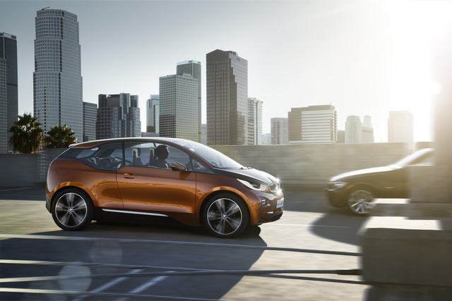 BMW i3 Concept Coupe - Vorhang auf zum Finale