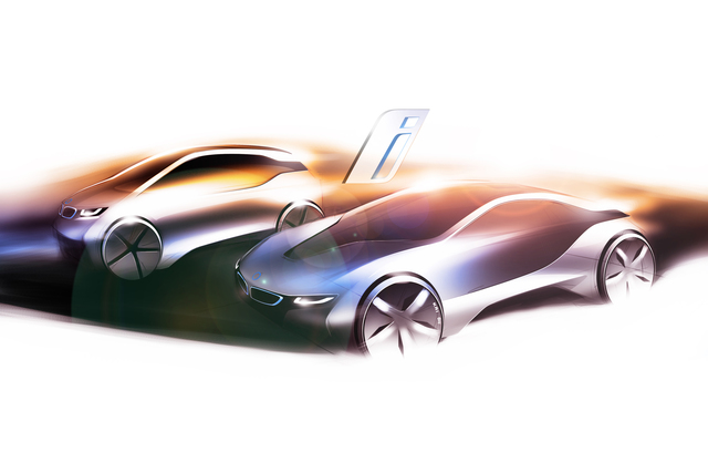Zusätzliche BMW-Marke - Die neue i-Linie