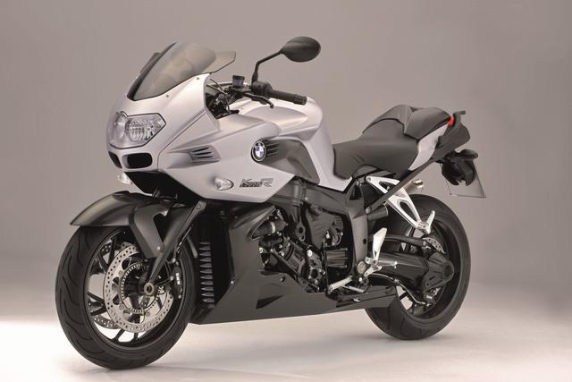 BMW Motorräder - Zurück in die Werkstatt