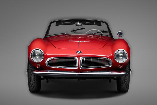 BMW und Lumas - Auto goes Kunst