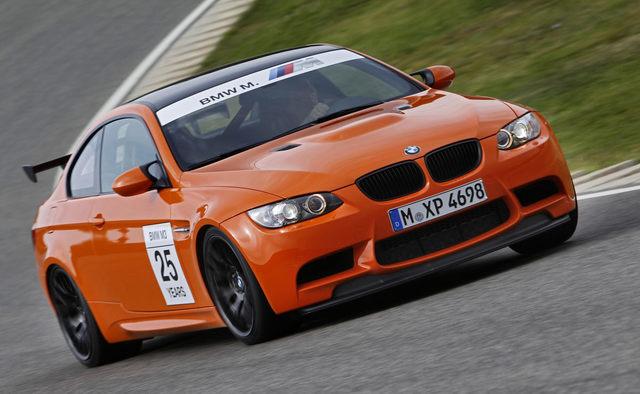 BMW M3 GTS - Mit Kompressor zum Katapult