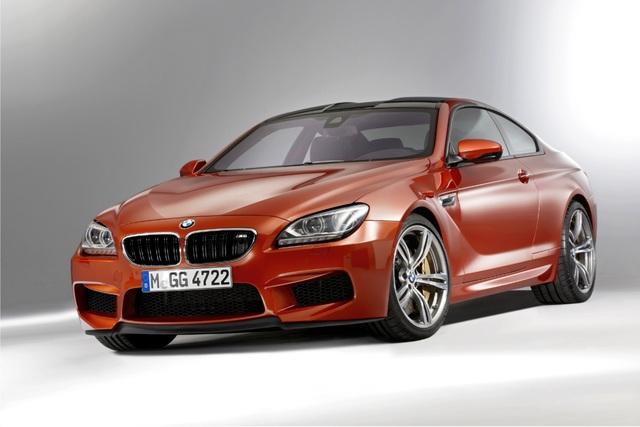BMW M6 Coupé - Geschlossen zur Höchstleistung (Vorabbericht)