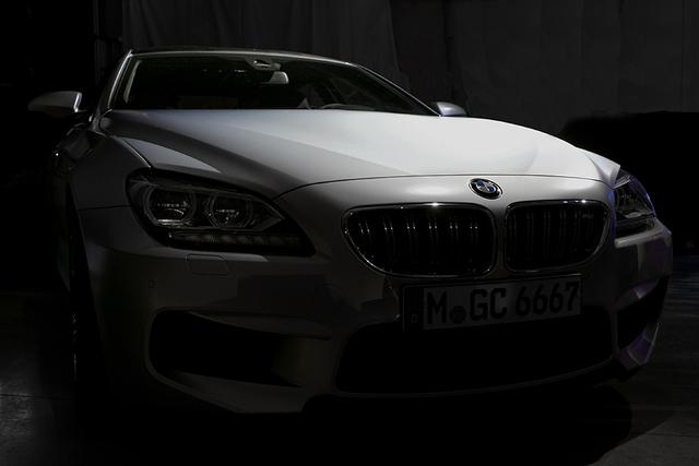 BMW M6 Gran Coupe - Zum Geburtstag etwas Neues